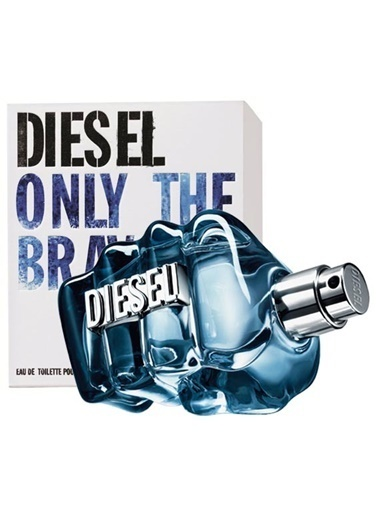 Diesel Only The Brave Edt 35 ML Erkek Parfüm Renksiz